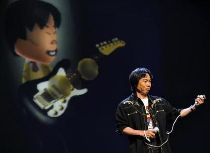 Miyamoto still hopeful Wii Music will catch on