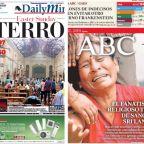 'Easter massacre': How the world reacted to Sri Lanka terror attacks