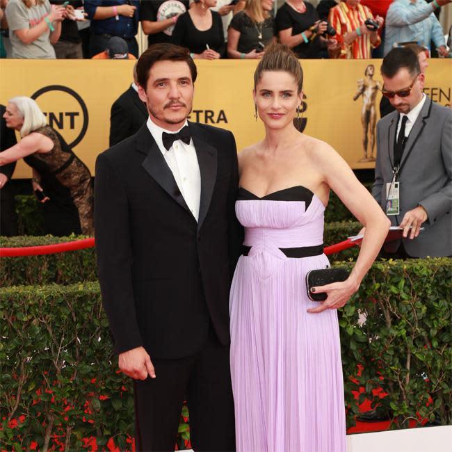 Amanda Peet reveals her husband, Game of Thrones creator
