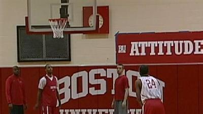 BU Takes On Giant In Tourney