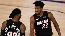 Butler leads Heat past Giannis' Bucks in series opener, Thunder force Game 7