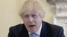 Boris Johnson dismisses Dominic Cummings lockdown trip as a 'political ding-dong'