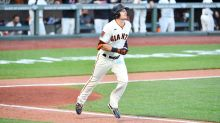 Behind All-Star numbers from Mike Yastrzemski, Giants outfield is a strength