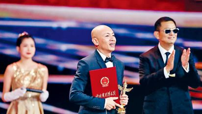 Dante Lam named Best Director at Huabiao Awards