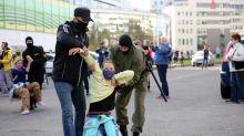 Hunderte Menschen bei Frauenprotesten in Minsk festgenommen