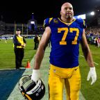 Rams LT Andrew Whitworth to Donate Game Check to Victims of Thousand Oaks Shooting