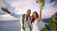 Dwayne 'The Rock' Johnson marries Lauren Hashian in Hawaii: 'We do'