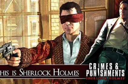 A modern Sherlock Holmes in 'Crimes and Punishments' trailer