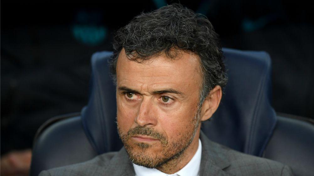 Luis Enrique blames 'very poor' first leg for Champions League exit to Juventus