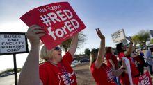 Arizona governor proposes 20 percent teacher raises by 2020