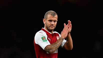 Jack Wilshere's performance the one bright note on an otherwise forgettable night for Arsenal