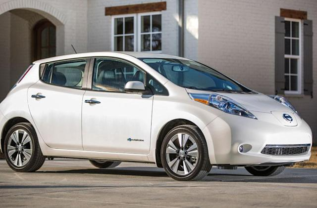 Nissan turns old electric car batteries into fixed energy storage