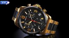 品牌手錶設計越出越精細 最新款式立即睇