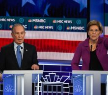 Elizabeth Warren came out swinging against 'arrogant billionaire' Mike Bloomberg