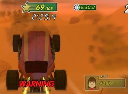 Fake: Excite Truck 2 multiplayer mode with Mii display revealed