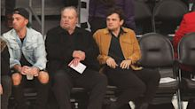 Jack Nicholson, 81, Catches Lakers Game with 26-Year-Old Son Ray in Rare Outing