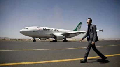 Germany bans Iran's Mahan Air amid security concerns