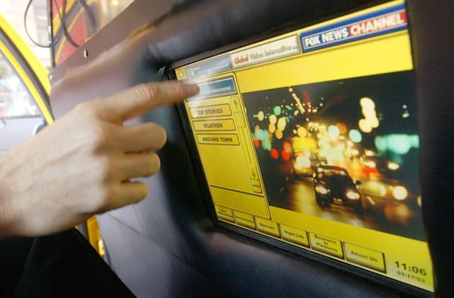 New York City may finally ditch annoying taxi TV screens