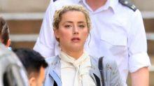 Amber Heard Says Johnny Depp Threw Bottles At Her Like Grenades, Denies Severing His Finger
