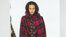 Michael Kors Goes Off the Rails for Fall 2018