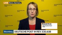 We Feel Comfortable Despite Trade Wars, Says Deutsche Post's CFO