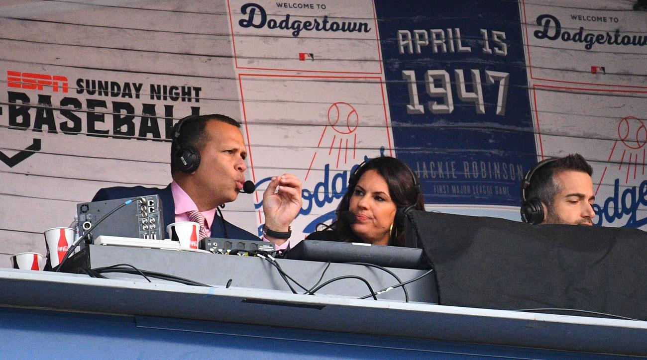 Report: Alex Rodriguez and Cubs Manager Joe Maddon Get in 'Heated Argument'