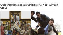 Este tuitero triunfa con su hilo de Rajoy como protagonista de estos famosos cuadros