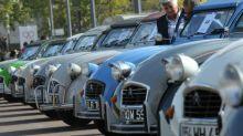 Ces cinq voitures qui ont marqué l'histoire de Citroën