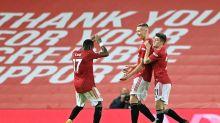 FA Cup: Manchester United in der Verlängerung ins Viertelfinale