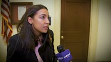 AOC talks impeachment and white nationalism in the White House