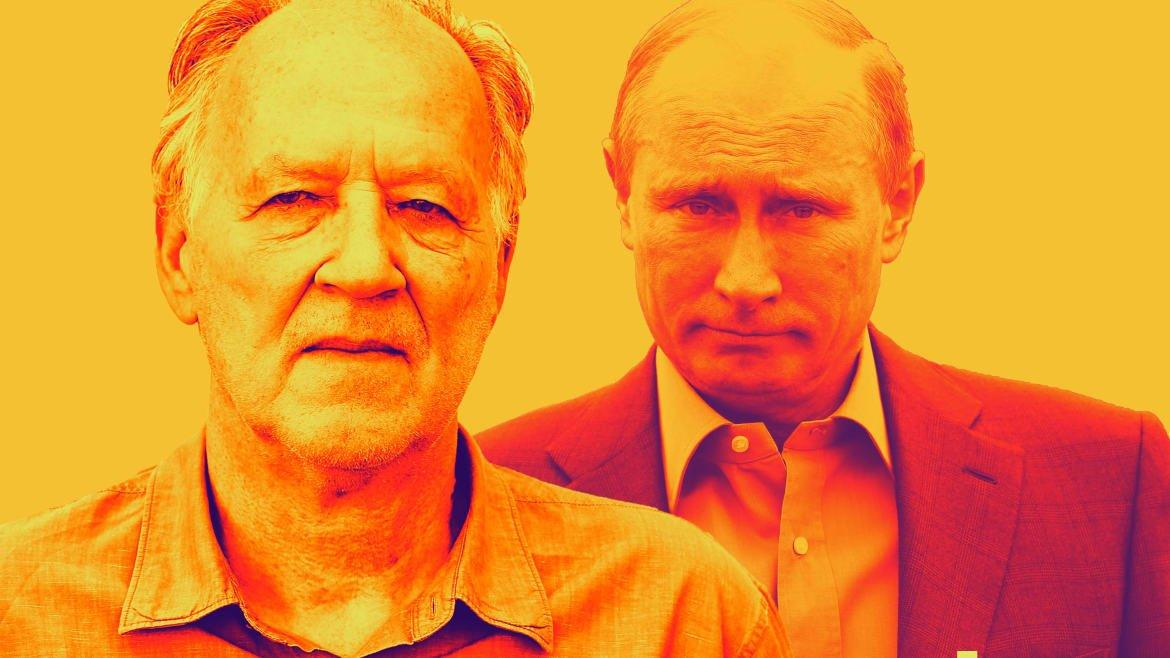 Werner Herzog on Why He's a Fan of Putin and How Democrats Neglect America's Heartland