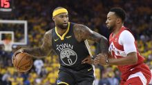 Steve Kerr: 'There's a chance' of DeMarcus Cousins returning to Warriors
