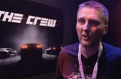 The Crew's Pete Young on mixing co-op and competitive racing