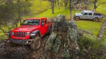 Jeep Gladiator sales reportedly averaged $56,403 in first full month