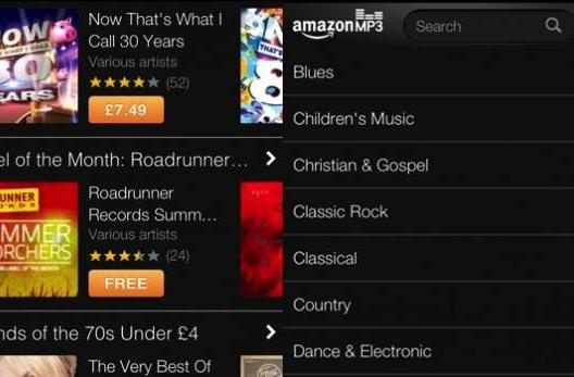 Amazon optimizes MP3 store for iOS devices in the UK, makes it easier to access tunes