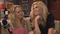 'The Exes': Kelly Stables and Kristen Johnston Are Having A Blast