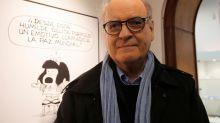 Argentine: décès du dessinateur Quino, créateur de Mafalda