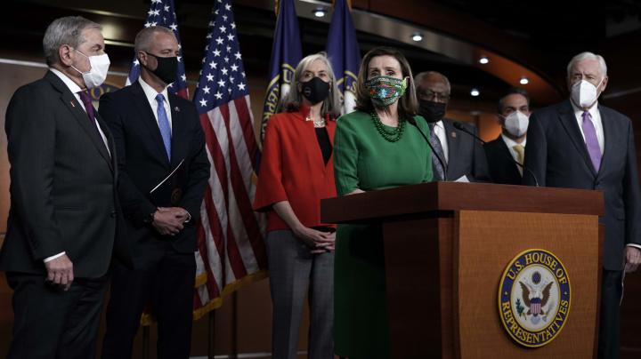 House passes Biden's $1.9 trillion relief package