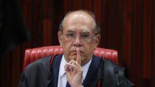 'Talvez estivesse querendo um sócio para carregar caixões', diz Gilmar Mendes sobre ida de Bolsonaro ao STF