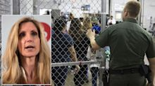 US conservative commentator Ann Coulter claims children crying at US border are actors