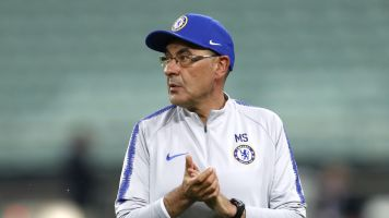 Sarri leaves Chelsea to take charge of Juventus
