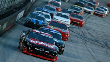 NASCAR trimming field size for Xfinity Series