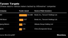Billionaires Investing in China Electric Cars Face Shakeout