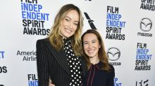 Olivia Wilde celebrates landing Spider-Woman directing gig at Sony