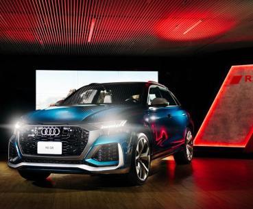 【休旅大軍】引領風潮 AUDI e-tron Sportback曝光 Q7 Q8同步發表