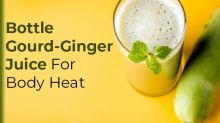 Benefits Of Drinking Bottle Gourd Juice With Ginger Every Morning