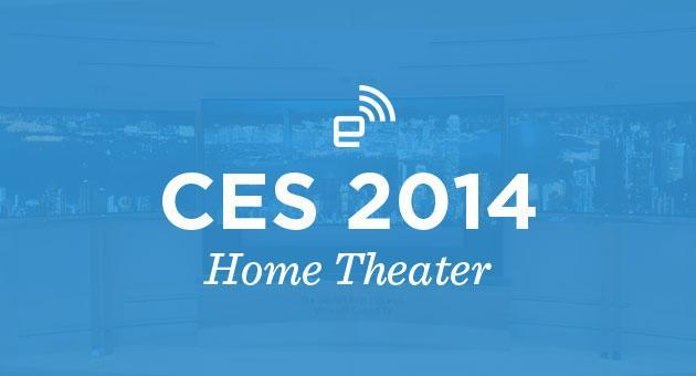 CES 2014: HDTV & home theater roundup