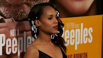 Kerry Washington Marries NFL Star Nnamdi Asomunga