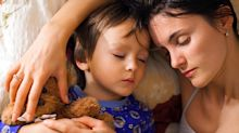 How old is too old for co-sleeping?