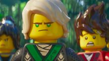 'Lego Ninjago Movie' Comic-Con Trailer Pits Dave Franco's Teen Outcast Hero vs. Big Bad Dad Justin Theroux (and a Cute Cat)